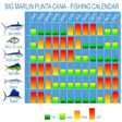 Fisherman's calendar for 2019 year (1)
