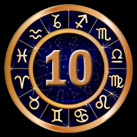 10 house of the horoscope