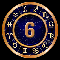 6 house of the horoscope