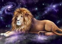 In the sign of Leo