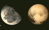 Aspect of Mercury and Pluto