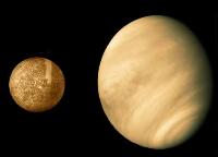 Aspect of Mercury and Venus