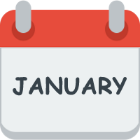 Month january