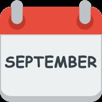 Month september