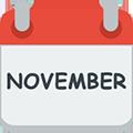 Month november