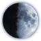 Moon phase and lunar calendar at june 2020 year
