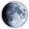 Moon phase and lunar calendar at september 2020 year