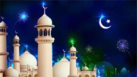 Muslim holidays for 2018 year