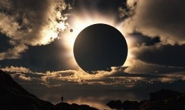 Solar eclipses at 2009 year