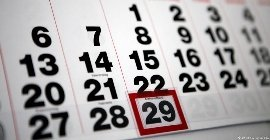Leap Years: List, Calendar